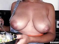 Big tit Brown Bunny gets fucked hard. Julie Kay