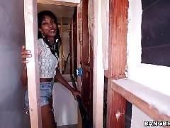 Ebony amateur takes a big black dick. Adriana Malao