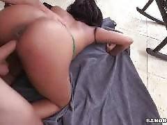 Katt Gets Her Booty Drilled!