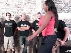 Ebony Lisa Tiffian Starves For White Dicks 1