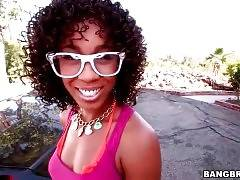 Misty Stone Is Looking For Some Fun Today 2