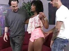 You remember Misty Stone from when she orally pleased nearly a dozen white guys over at Cumbang