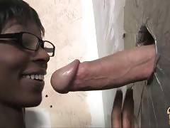 Ebony Taylor Starr Is Very White Cock Hungry 3